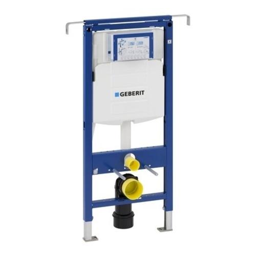 GEBERIT DUOFIX Special pro závěsné WC - uchycení do boční stěny