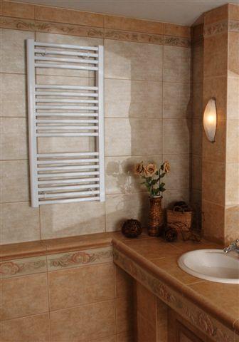 Thermal Trend KD 450 x 1320 koupelnový radiátor 752W