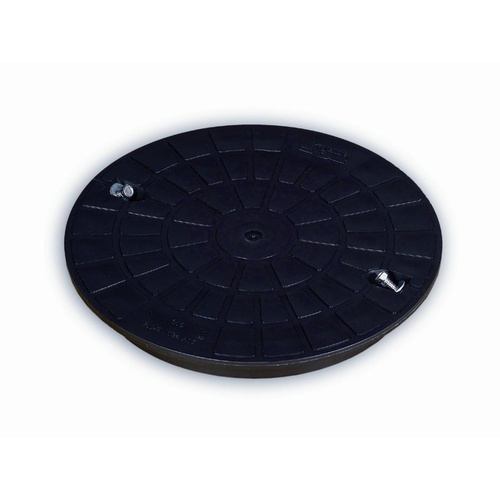 RVPP poklop 315/1,5 t do šachtové trubky-plast