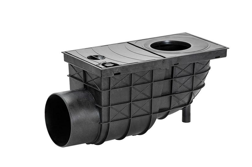 kanalizační vpusť boční DN110
