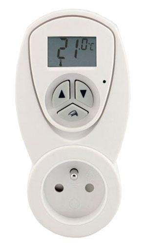 Termostat TZ63 s časovačem